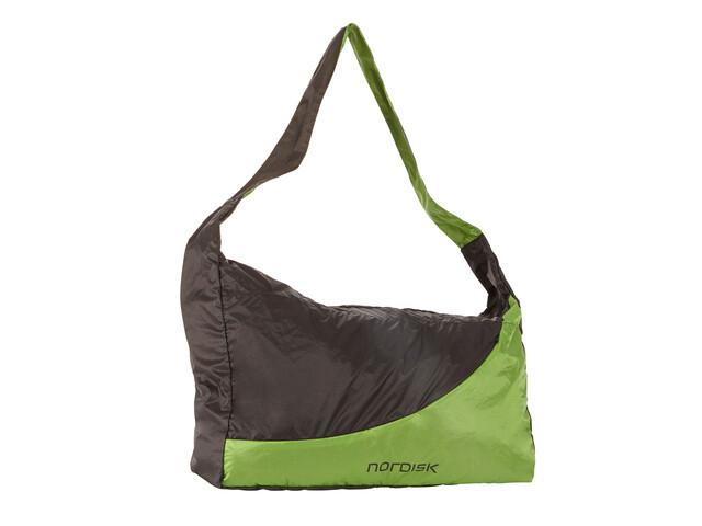 Nordisk Malmö Shoulder Bag 25L Unisex, green/black